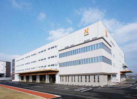 20130726dbj2 - 日本政策投資銀行/環境配慮型物流施設にDBJ Green Building認証