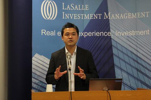 ラサール 不動産 投資 顧問
