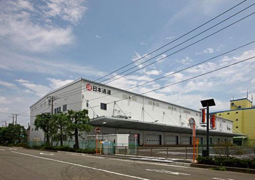 20130820nittsu - 日通/神奈川県愛川町に物流センター竣工