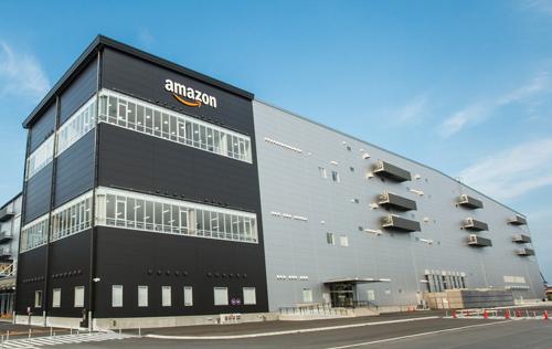 20130903amazon1 - アマゾン/小田原市に20万㎡の物流センター稼働