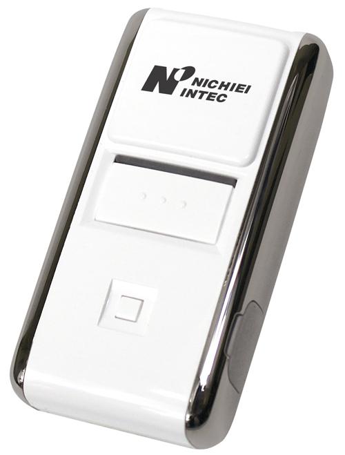 20130905nichiei - 日栄インテック/タブレット・スマホに接続できるバーコードスキャナ