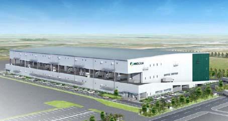 20130910plologi - プロロジス/来年2月竣工の埼玉県川島町の物流施設、100%入居