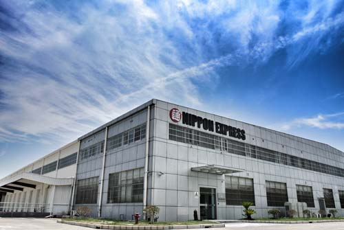 20130926nittsu - 日通/上海市に中国内需対応の倉庫新設
