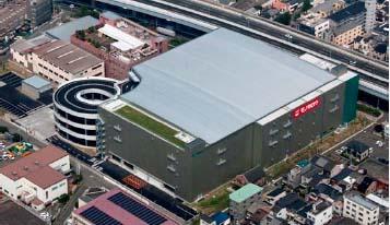 20130926prologi - プロロジス/MonotaRO専用物流施設、兵庫県尼崎市に竣工