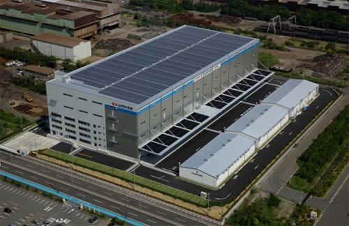 20130927maruzens - 丸全昭和運輸/大阪府堺市に4万㎡の3PL拠点竣工