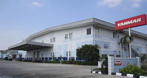 20130927yanmar - ヤンマー/75億円投じ、インドネシアの新工場稼働