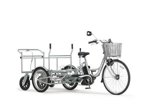 20131024yamaha - ヤマハ/配送専用三輪の電動アシスト自転車発売、ヤマト採用