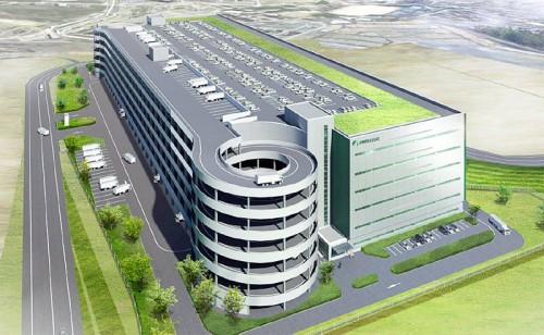 20131126prologisibaragi 500x308 - プロロジス/大阪府茨木市に18.7万㎡の物流拠点を開発へ