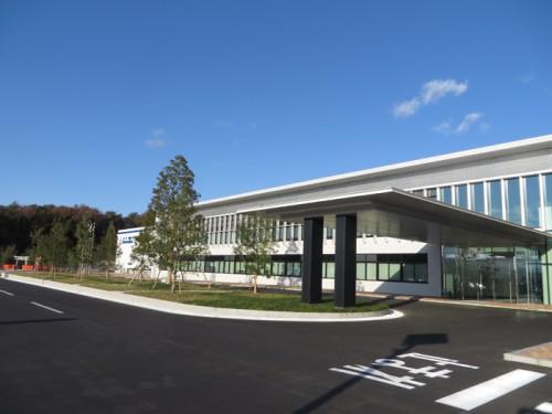 20140106rengo1 500x375 - レンゴー/愛知県にラック式免震自動製品倉庫を導入
