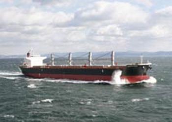 20140115mitsuiz - 三井造船/6万6000重量トン型ばら積み貨物運搬船引渡し