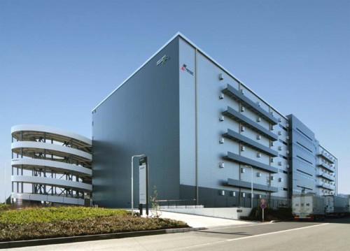 20140122glp 500x359 - GLP/神奈川県愛川町に10.6万㎡の大型物流施設竣工