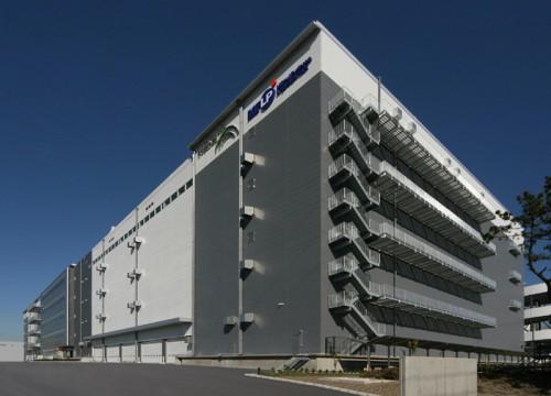 20140127glp1 500x360 - GLP、三井不動産/千葉県市川市に12万㎡の物流施設竣工