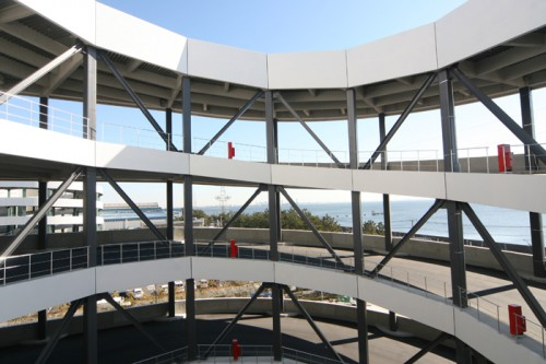20140127glp4 500x333 - GLP、三井不動産/千葉県市川市に12万㎡の物流施設竣工