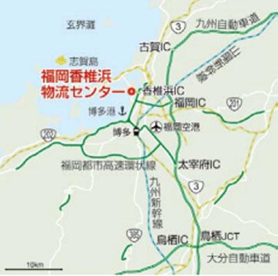 20140220logifand2 - 日本ロジスティクスファンド/福岡の物流センター、27.5億円で取得
