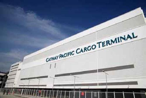 20140224cathei1 - キャセイパシフィック/カーゴ・ターミナルがフル稼働開始