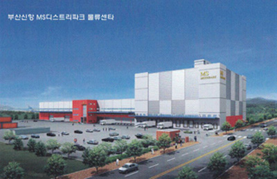 20140306seino - セイノーHD/釜山に第2物流センター建設