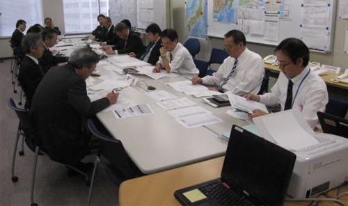20140314nttlogi - NTTロジスコ/大規模災害を想定した危機管理演習を実施