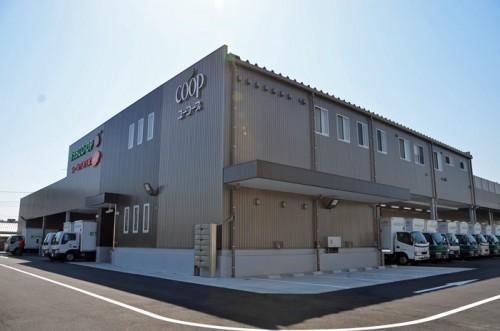 20140325coop1 500x331 - ユーコープ/横浜北部センター、新築移転