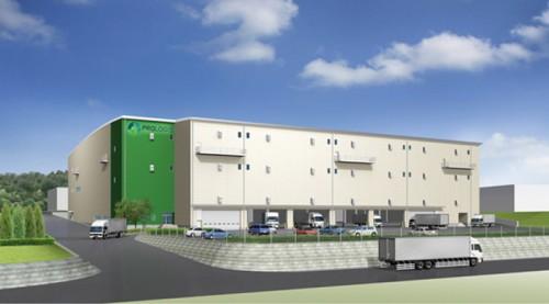 20140325prologi 500x277 - プロロジス/福岡県久山町で2.6万㎡の物流施設開発
