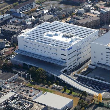 20140326dbj - 日本政策投資銀行/安田倉庫の茨木営業所にDBJグリーン認証
