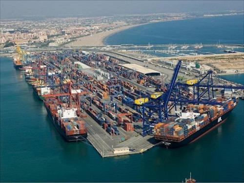 20140407mitsubishis - 三菱商事、上組/スペインでコンテナターミナル運営事業に参画