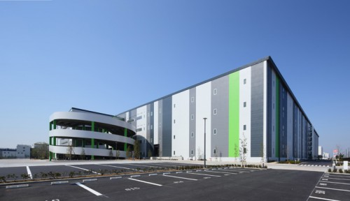 20140409goodman2 500x288 - グッドマン/大阪府堺市に13万平方米の物流拠点竣工