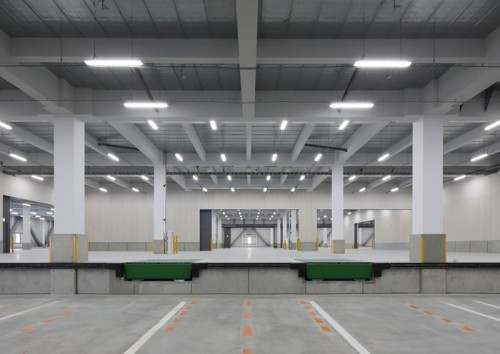 20140409goodman4 500x354 - グッドマン/大阪府堺市に13万平方米の物流拠点竣工