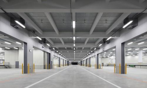 20140409goodman5 500x299 - グッドマン/大阪府堺市に13万平方米の物流拠点竣工