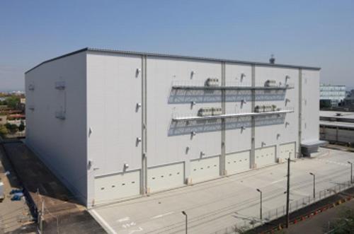 20140428shibusawa - 澁澤倉庫/大阪府茨木市に1.9万平方米の新倉庫