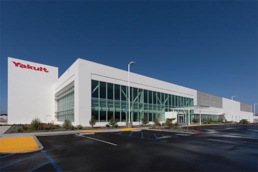 20140501yakult 515x343 - ヤクルト/カリフォルニアに新工場