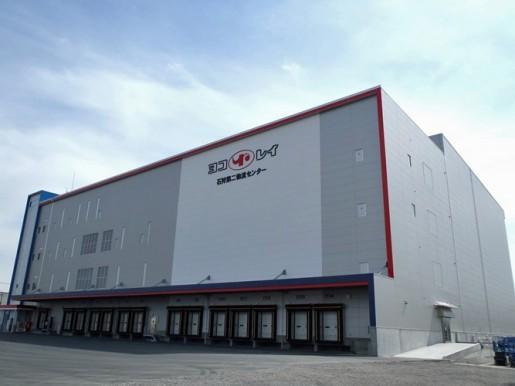 20140501yokorei 515x386 - ヨコレイ/北海道小樽市に冷蔵物流センター新設