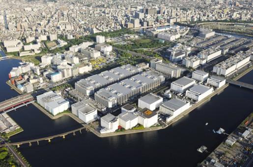 20140509cbre 515x341 - CBRE/東京流通センター(TRC、大田区平和島)、5月21日・22日に内覧会