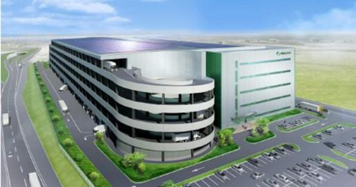 20140513prologi1 515x271 - プロロジス/千葉県印西市に12.7万平方米の物流施設開発