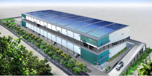 20140513prologi21 515x258 - プロロジス/千葉県習志野市に6.5万平方米の物流施設を開発