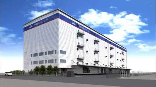 20140515itochulg 515x287 - 伊藤忠ロジスティクス/松戸市の工業団地内に物流センター着工