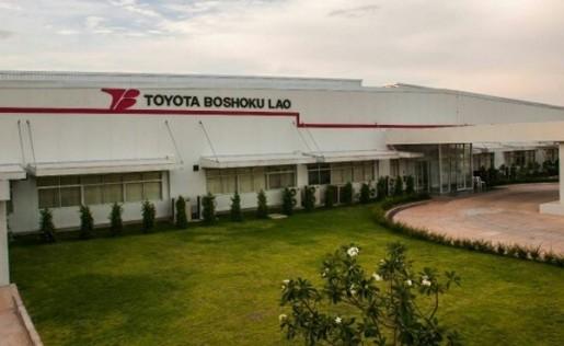 20140519toyotab 515x316 - トヨタ紡織/ラオスで生産開始、物流体制も構築