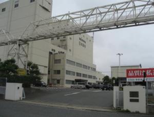 20140625nihonseifun - 日本製粉/20億円投じ、福岡工場に原料サイロを新設