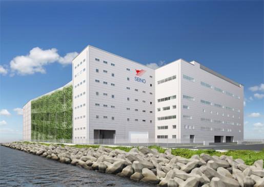 20140703seino 515x364 - 西濃運輸/東京支店を新築移転