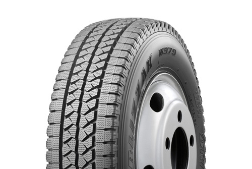 20140715bridgestone - ブリヂストン/小型トラック・バス用スタッドレスタイヤ新発売