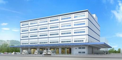 20140804takaras 515x255 - タカラスタンダード/新東北物流センター竣工
