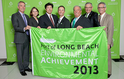 20140805mol1 - 商船三井/米国の港から環境保全強化に寄与で表彰