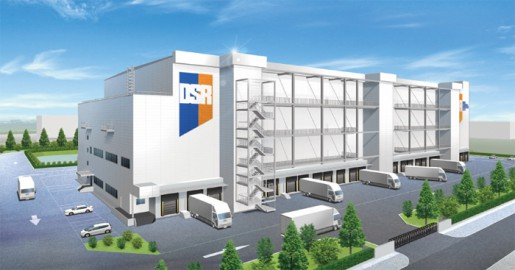 20140820daiichi1 515x270 - 第一倉庫冷蔵/埼玉県岩槻市に3万平方米の冷凍物流センター建設