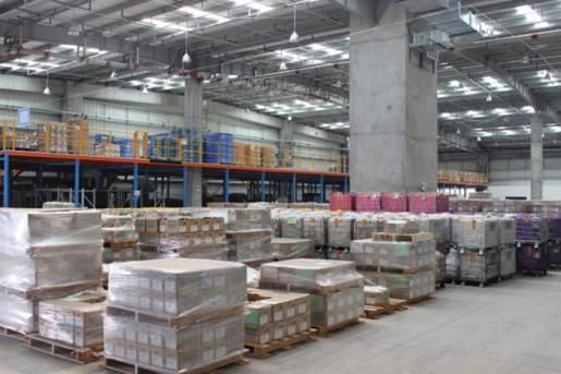 20140909yusenl2 515x343 - 郵船ロジスティクス/中国・広州に新倉庫オープン