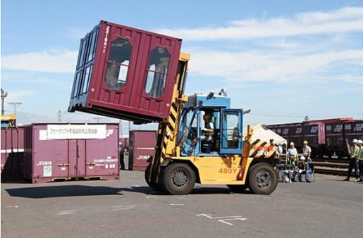 20140911jr1 515x338 - JR貨物/コンテナ輸送品質向上キャンペーン