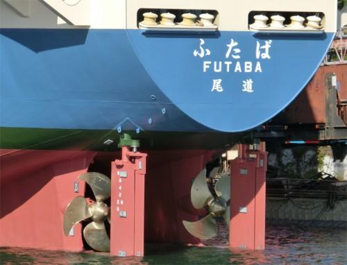 20141009imoto1 500x382 - 井本商運/電気推進システムを採用したコンテナ専用船12月に竣工