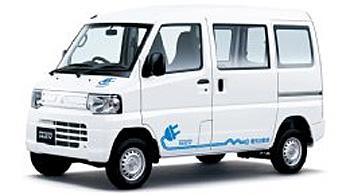 20141010mitsubishim1 - 三菱自動車/電気軽商用車、150万円切る価格に