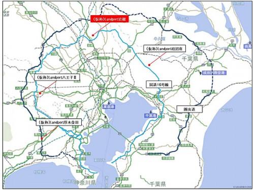 20141014nomura2 500x375 - 野村不動産/さいたま市岩槻区に物流施設の開発用地取得