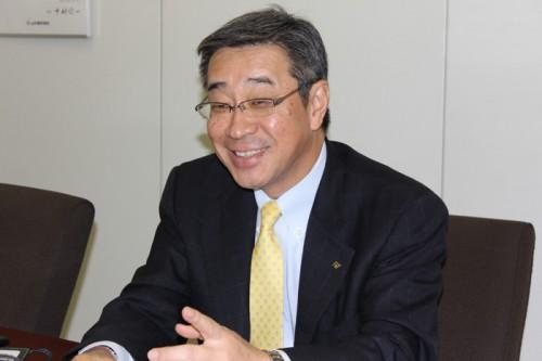 米子哲朗取締役常務執行役員