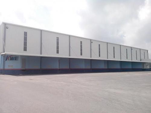 20141126kwe 500x375 - 近鉄エクスプレス/ハノイ近郊に4200平方米の新倉庫稼働