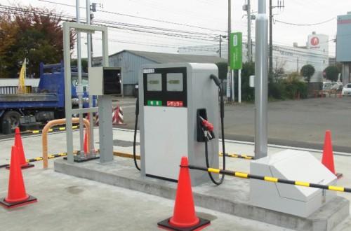 20141201coop 500x330 - コープみらい/宅配センターに自家給油施設を設置